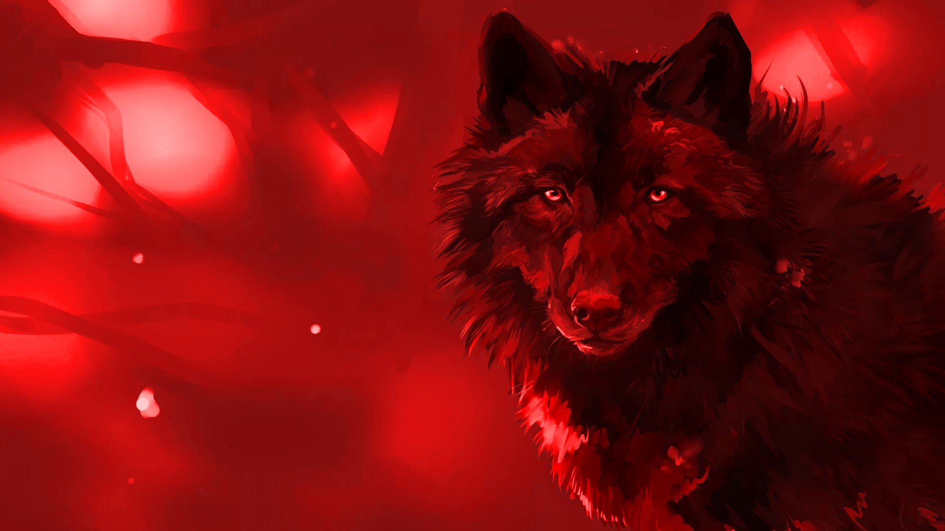 HD Cool Wolf Wallpaper With high-resolution 1920X1080 pixel. You can use and set as background for your Mac Desktop Background, Windows Screensavers, iPhone Wallpapers, Tablet or Android Lock screen and another Smartphone
